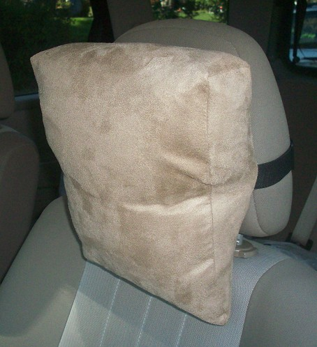 Tan Comfort HeadRest